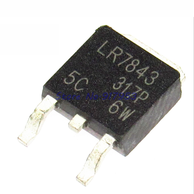 10pcs/lot IRLR7843PBF IRLR7843 LR7843 TO-252 In Stock