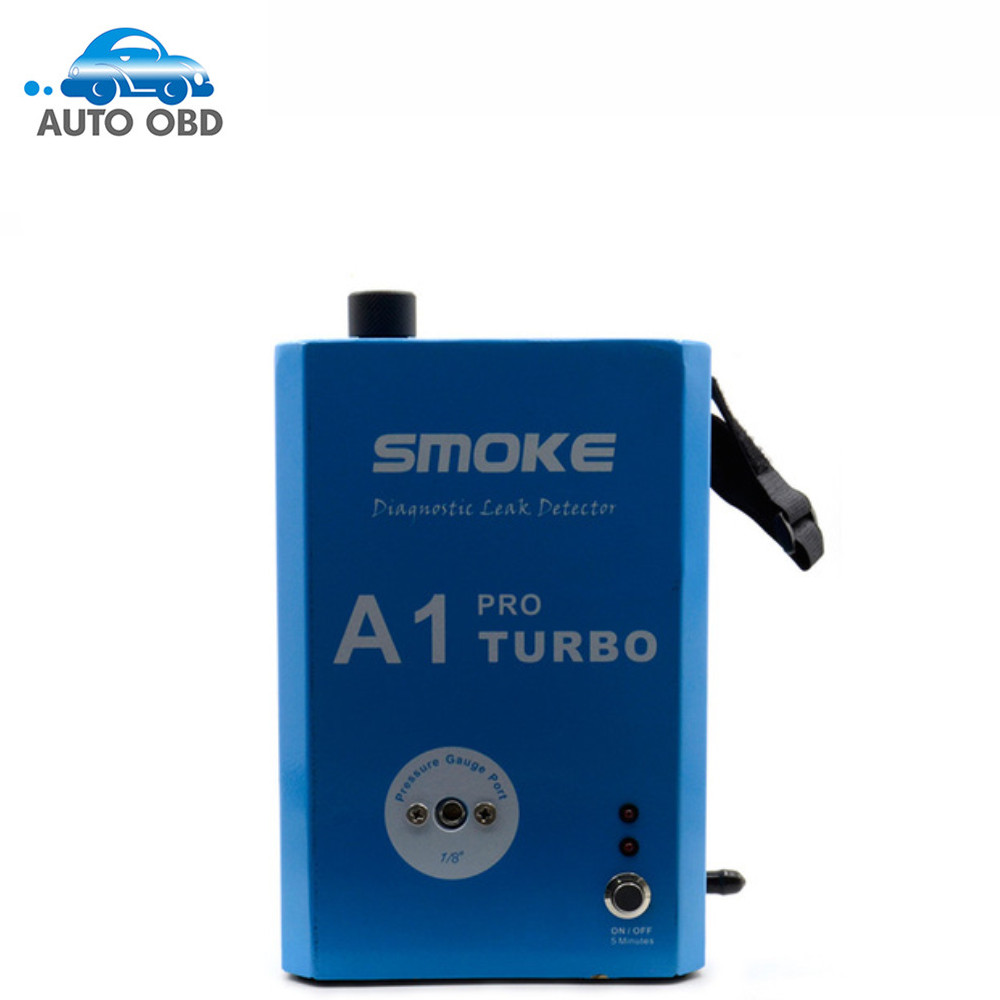 Attractive Technology Smoke A1 Pro EVAP Diagnostic Leak Detector for Motorcycle/ Car/ SUV/ Truck