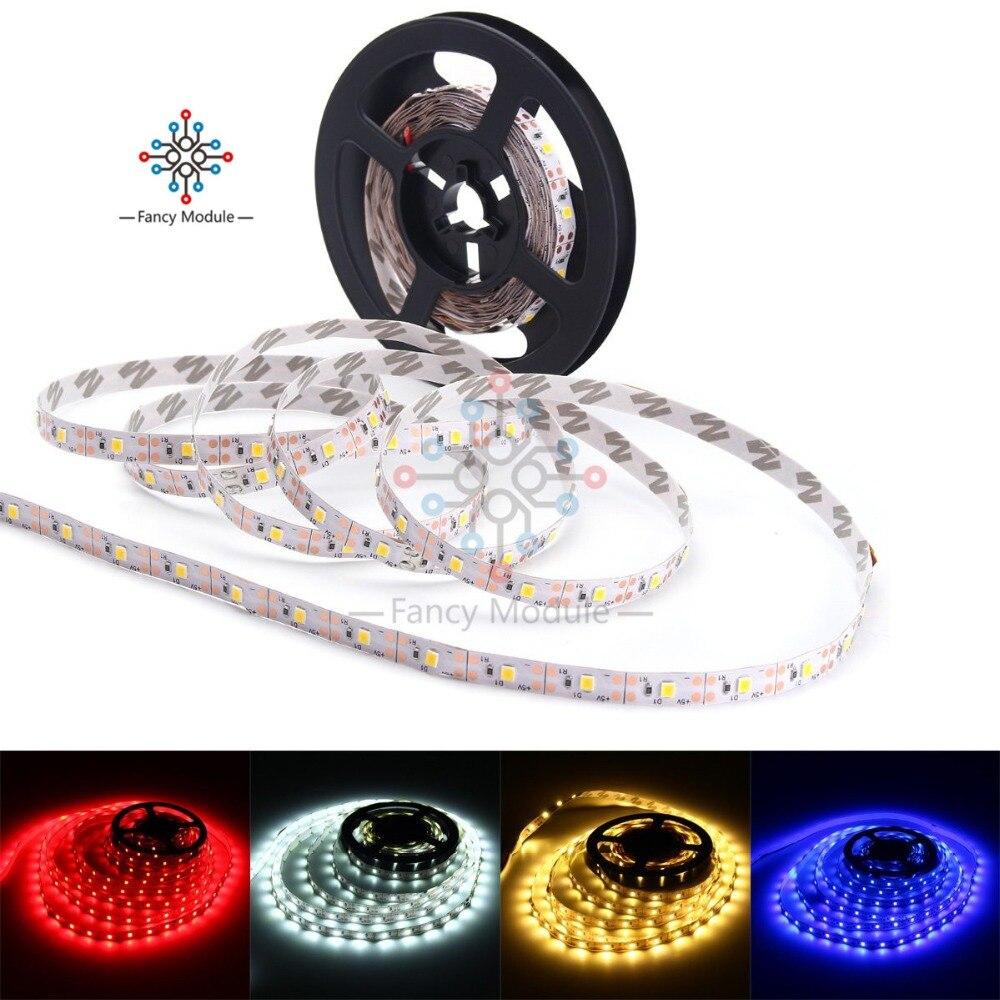 SMD2835 5M / Roll 300 lamp beads LED strip Waterproof 12V outdoor LED tape non waterproof stripe monochrome led tape DC12V