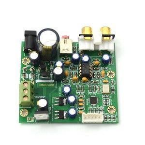 Image 5 - Lusya ES9018K2M ES9018 I2S Input Decoding Board Mill Plate HIFI DAC Supports IIS 32bit 384K / DSD64 128 256 F5 007