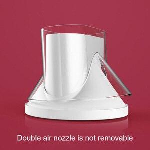 Image 3 - Soocas H3 Anion suszarka do włosów korpus ze stopu aluminium 1800W wylot powietrza anty gorący innowacyjny projekt przekierowania