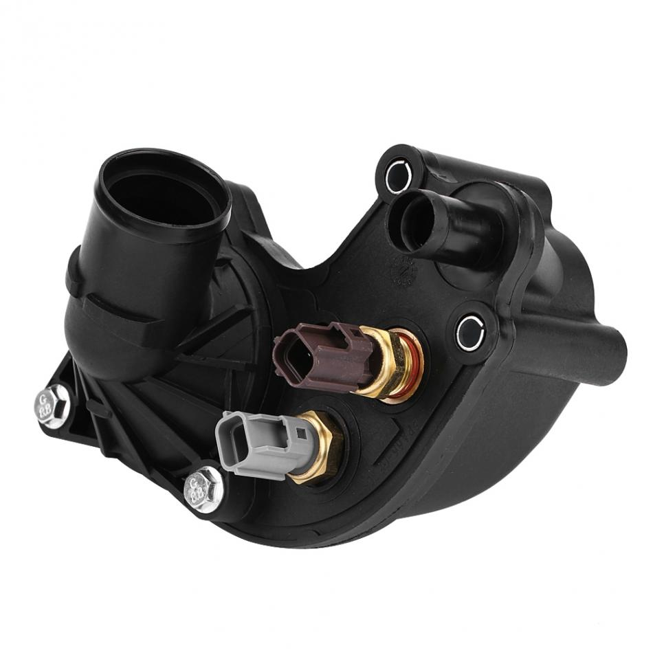 Complete Thermostat w// Housing Kit For 1997-2001 Explorer Mountaineer 4.0L V6