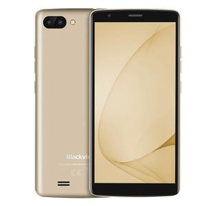 Image 4 - ต้นฉบับ Blackview A20 สมาร์ทโฟน Android Go 18:9 5.5 นิ้วกล้องคู่ 1GB RAM 8GB ROM MT6580M 5MP 3G