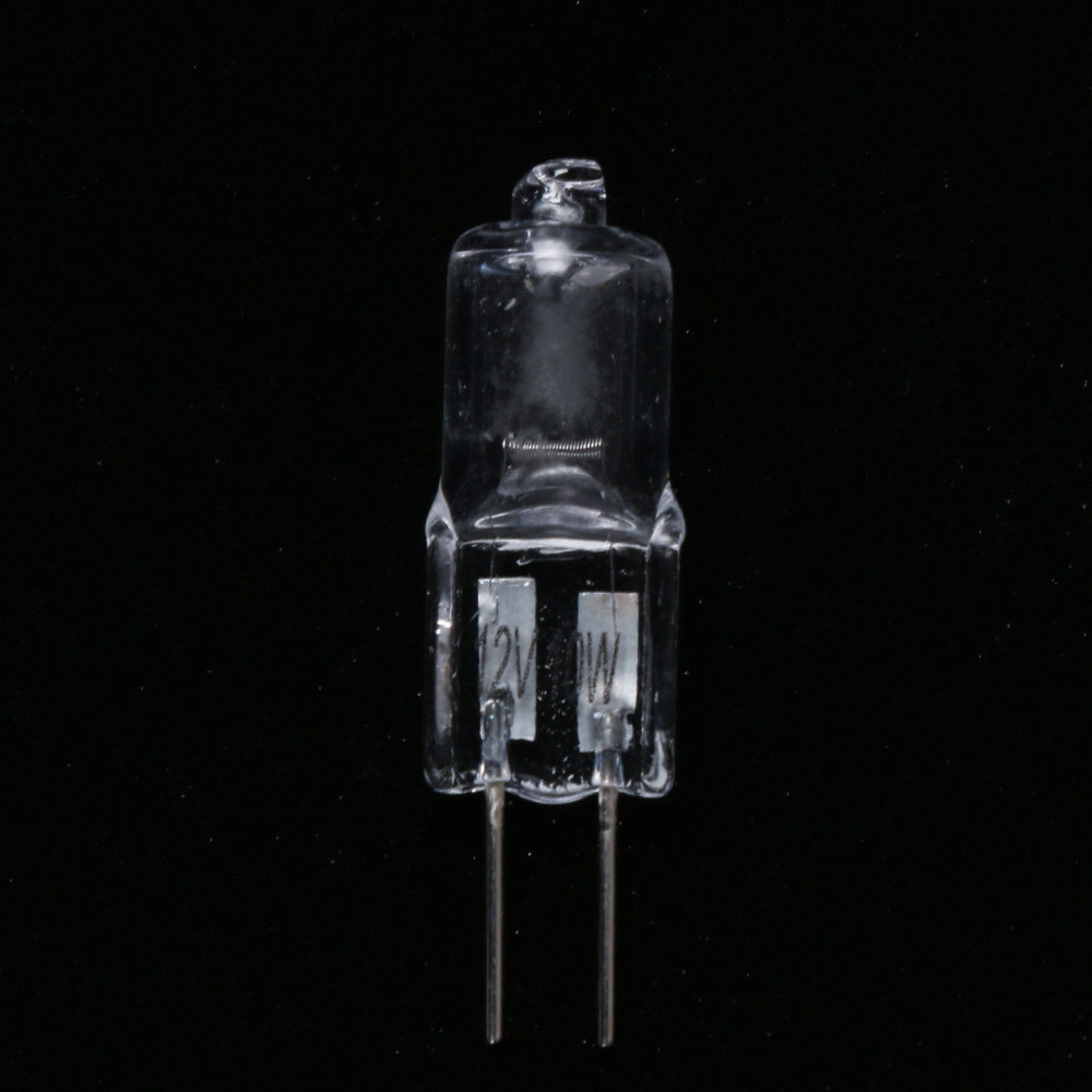 Hot Sale New High Quality 5 Pcs G4 JC Type Halogen Light Bulb Lamp 12V 20W 20 Watt