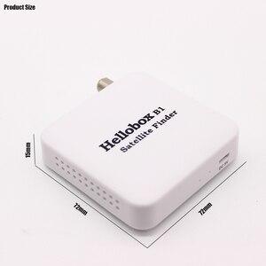 Image 5 - Спутниковый искатель B1 для спутникового ТВ, Recevier с Bluetooth, подключается к телефону и планшету Android