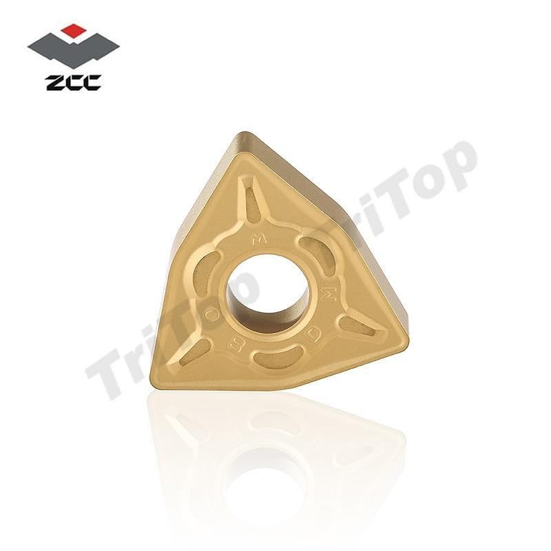 ENVÍO GRATIS WNMG 080408 -DM YBC251 ZCC.CT HERRAMIENTA DE CORTE CNC - Máquinas herramientas y accesorios - foto 4