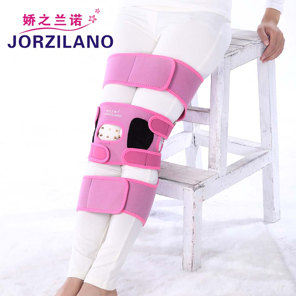JORZILANO Magnet Therapy Professional Legs Beauty Sculpting Bowleg Knee Orthotic Tape Posture Corrector Belts Bandages