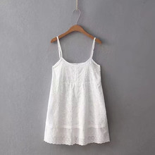 Adjustable Strap Camisole Women Cotton Casual Lounge Home Cl