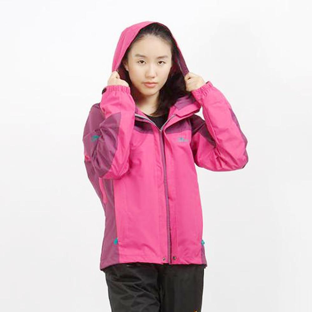 2017 femmes vestes randonnée marque polaire extérieur printemps et automne manteau coupe-vent thermique pour randonnée Camping Ski - 2
