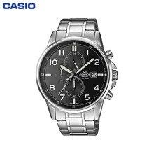 Наручные часы Casio EFR-505D-1A мужские с кварцевым хронографом на браслете