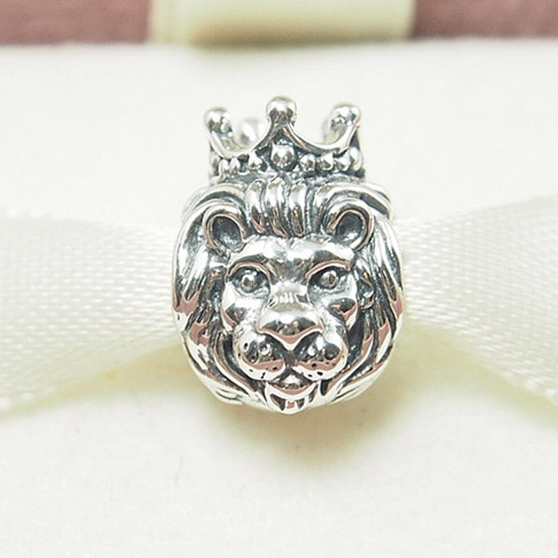 Charms And Bracelets: Fits Pandora Charms Bracelet Lion King Charm Bead 925
