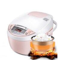 Multi function Rice cooker Smart appointation family 3L большая емкость Горячий рис изоляция цифровой дисплей шасси Отопление