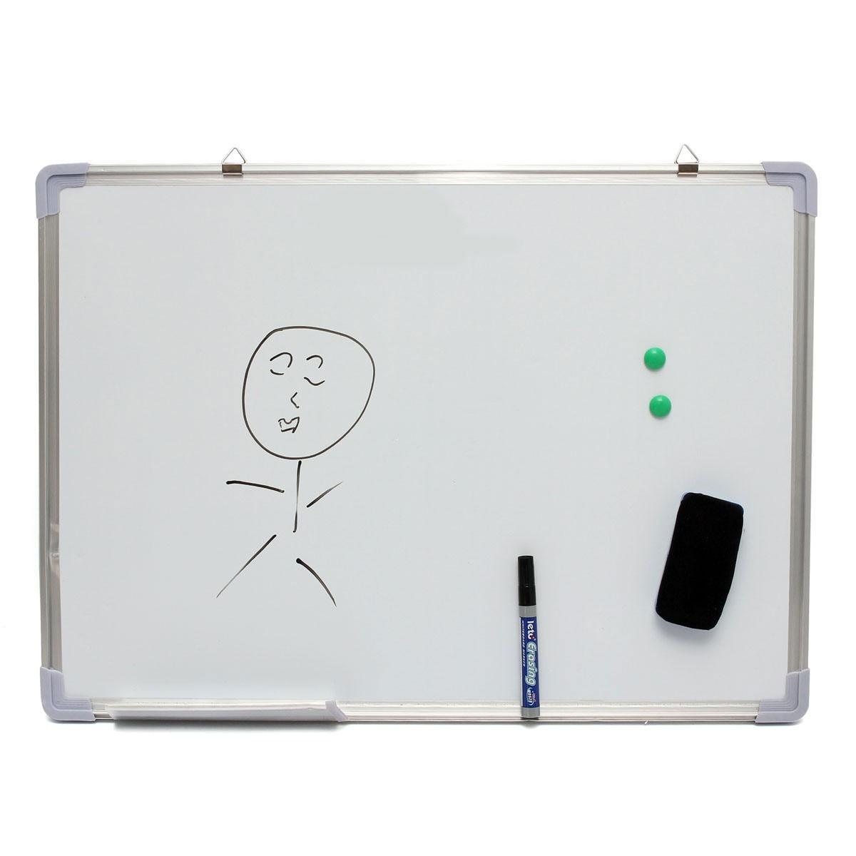 Kicute 500x700mm placa de escrita de quadro
