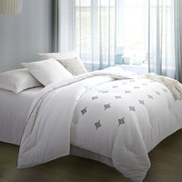 [Doremi] 100% Cotton Fabric and Whole Polyester Filler New European style Bedding Filling Comforter/Blanket/Quilt Filler