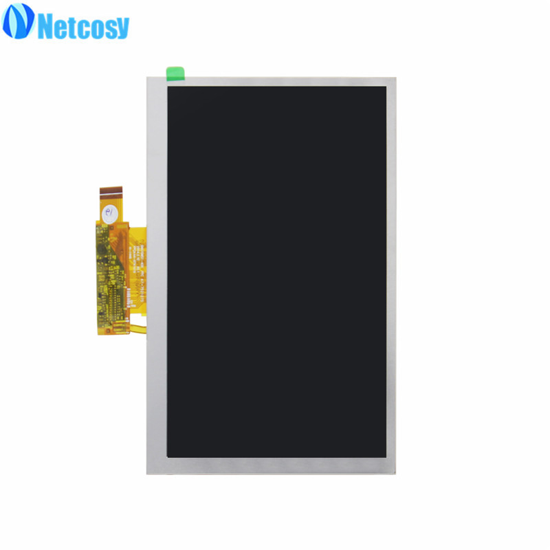Netcosy LCD Display Screen For Lenovo A3300 7inch LCD Display Panel Screen Monitor Moudle Replacement For Lenovo A3300 lcd display screen panel monitor repair part p101kda ap1 p101kda ap1 10 1inch hd lcd for lenovo tab 2 a10 70l a10 70lc a10 70f