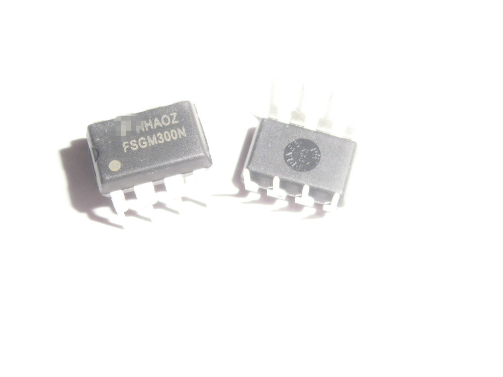 Free shipping 50PCS FSGM300N FSGM300 DIP 8 New and original