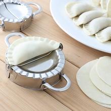 Нержавеющая сталь 304 клецки машина обертка тесто резак пирог пельменей формы кухонные инструменты кухонный комбайн аксессуары для кухни