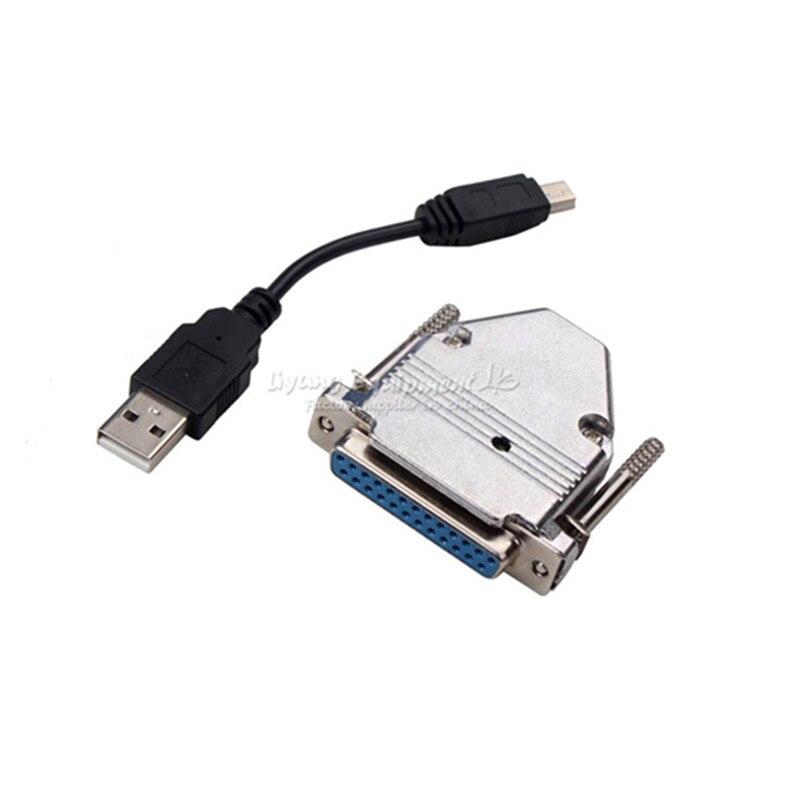 Гравировальный машины параллельно USB conver адаптера USB MACH3 древесины маршрутизатор контроллер LY-USB100 UC100