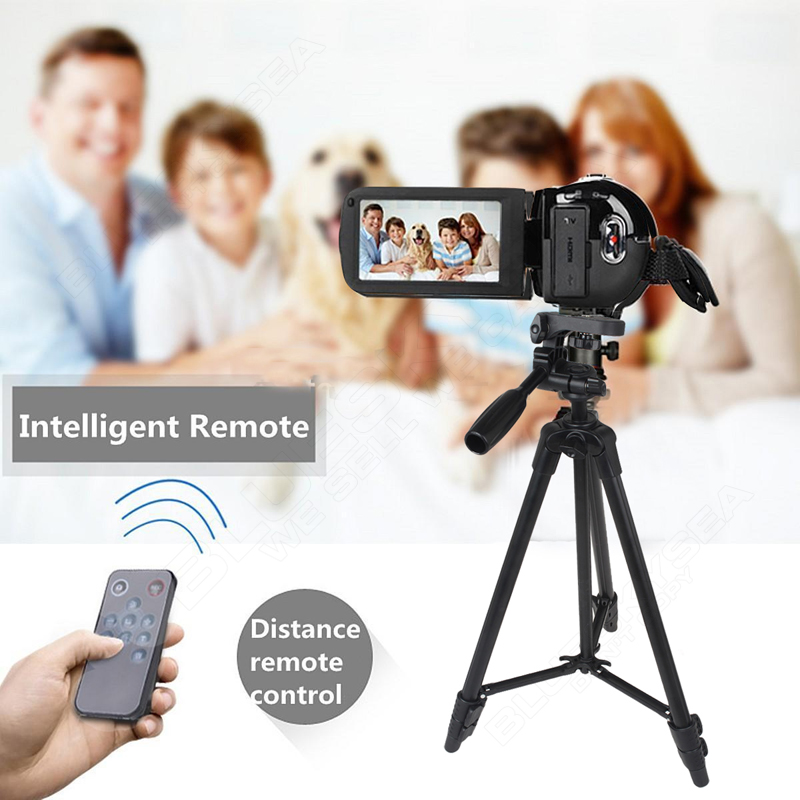 """ORDRO HDV-Z Microphone Camcorder 3.0"""" Touch Screen LCD 24MP 16X Zoom Digital Video Camera 1080P Full HD Wifi Remote Control 24"""