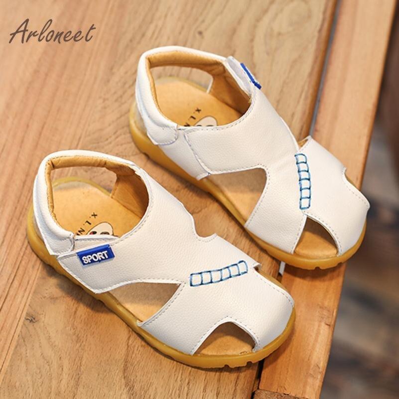 ARLONEET Baby Kids Fashion Sneaker Children Boys Girls Summer Casual Shoes Anti-slip Soft first walker RS3JAN22