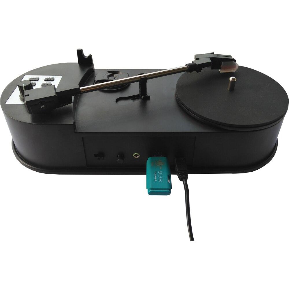Konvertieren Plattenspieler Zu Mp3 Sparen In Usb Flash Disk/sd-karte Direkt Ezcap613p Phonographe Player Konverter 33or 45prm FöRderung Der Produktion Von KöRperflüSsigkeit Und Speichel