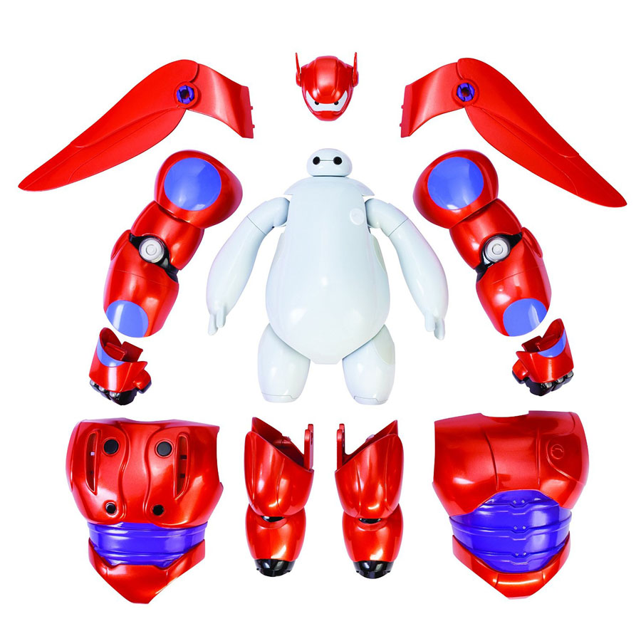 Hot Sale Removable Armor Deformable Big Hero 6 2015 New Deformable Robot Baymax Childrens Action Toy Figures Holiday GiftHot Sale Removable Armor Deformable Big Hero 6 2015 New Deformable Robot Baymax Childrens Action Toy Figures Holiday Gift