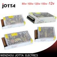 Бесплатная доставка 12v80w100w120w150w Импульсный блок питания 12 В источника питания 12 В светодиод источника питания