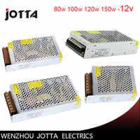Free Shipping 12V80W100W120W150W Switching power supply 12v power supply 12v power supply led