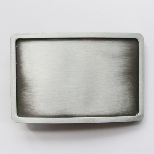 Low price Suitable for belt buckle big discount Rectangle Antique Silver Belt Buckless in Buckles Hooks from Home Garden
