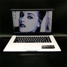 15 6 inch ultrabook with 4G RAM 64G ROM In tel Atom X5 Z8350 Windows10 System