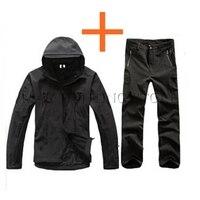 TAD V 4.0 Для мужчин открытый Охота Кемпинг Водонепроницаемый ветрозащитный полиэстер Пальто для будущих мам куртка с капюшоном TAD софтшелл ку
