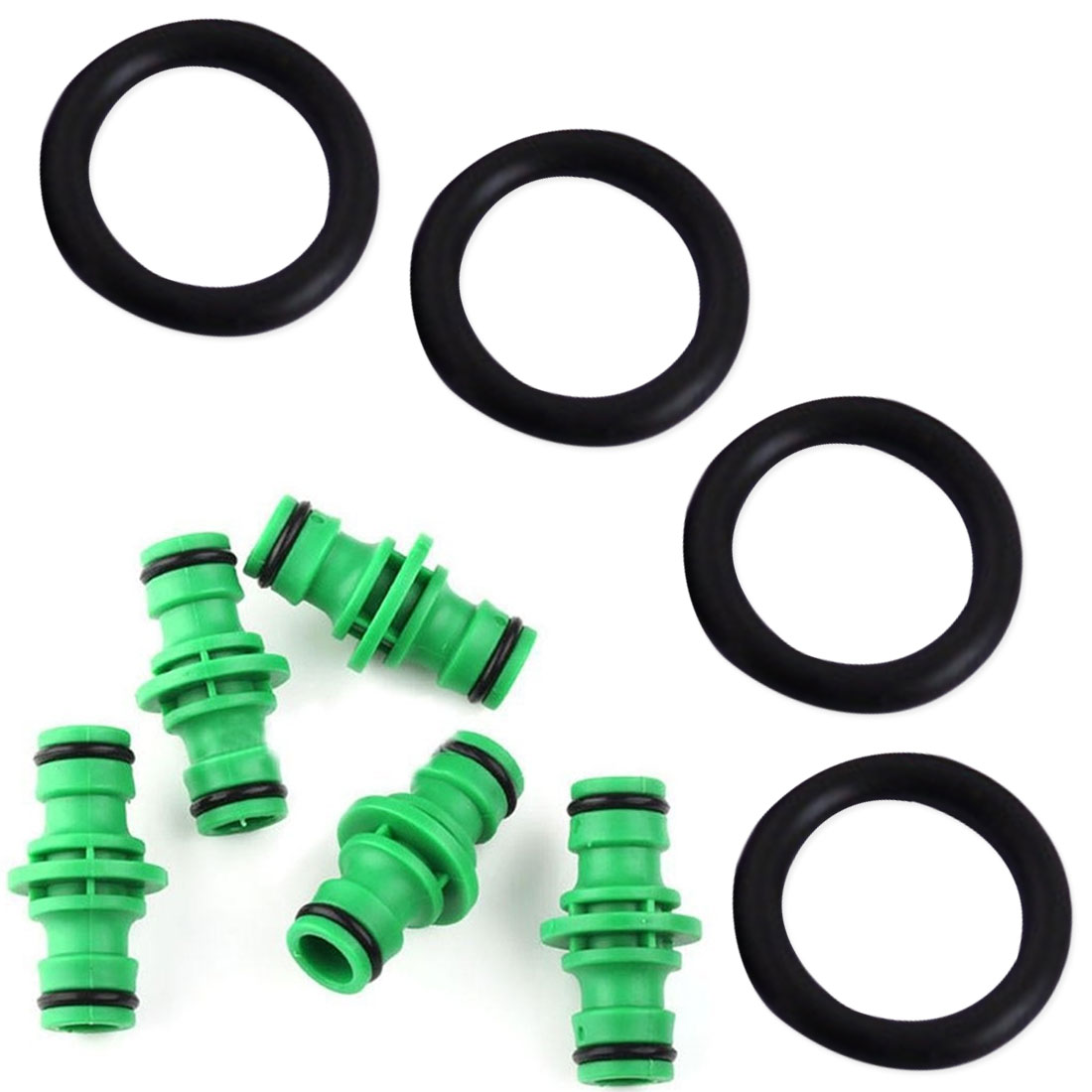 Garden Accessories Watering Irrigation 50PCS Gardening Tools And Equipment O-Type Waterproof Rings Pipe Plastic Joint Sealing R