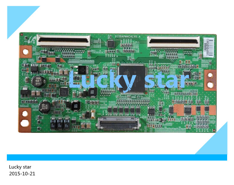 98% new good working High-quality original for board S120APM4C4LV0.4 T-con logic board