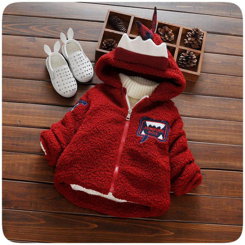 2018 Baby Boy κορίτσια παλτά μπουφάν μωρό - Παιδικά ενδύματα - Φωτογραφία 3