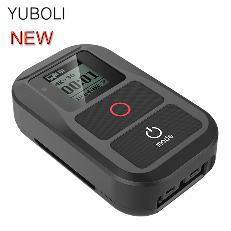 New 0 8 Inch Waterproof Wireless smart Wifi Remote Control for Gopro Hero7 hero 7 6