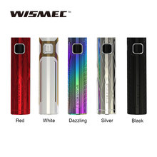 Original WISMEC SINUOUS SOLO Battery 2300mAh with Bypass Mode & Constant Output Mode for WISMEC SINUOUS Solo Starter Kit Battery