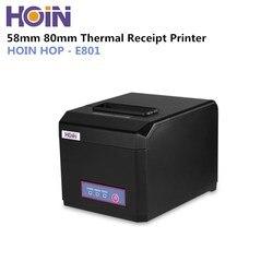 HOIN HOP-E801 USB / Bluetooth / WiFi Thermal Receipt Printer Complete Machine