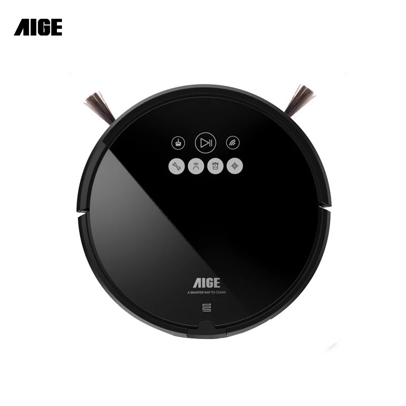 Smart remote Sweeper Robot vacuum cleaner APP control Home Automatic recharge Sweep mop cleaning machine Cross boundary Robot