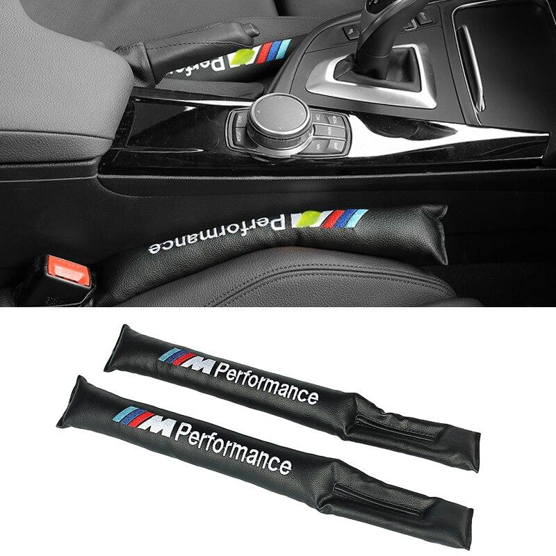 2 stücke Autositz Gap Filler Weiche Unterlage Polsterung Spacer Für BMW E46 E39 E60 E90 E36 F30 F10 X5 E53 E70 E34 F20 E30 E38 E92 X3 M3 M5 M6