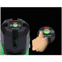 Niveau laser 2 lignes  auto nivellement automatique 360