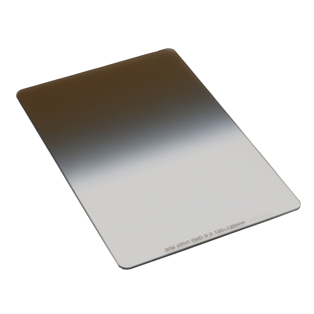 WYATT Professional 100x150mm Square MC Multi-caoted Soft Graduated Neutral Density Filter GND 1.2 0.9 0.6 ND16 8 4 Optical Glass