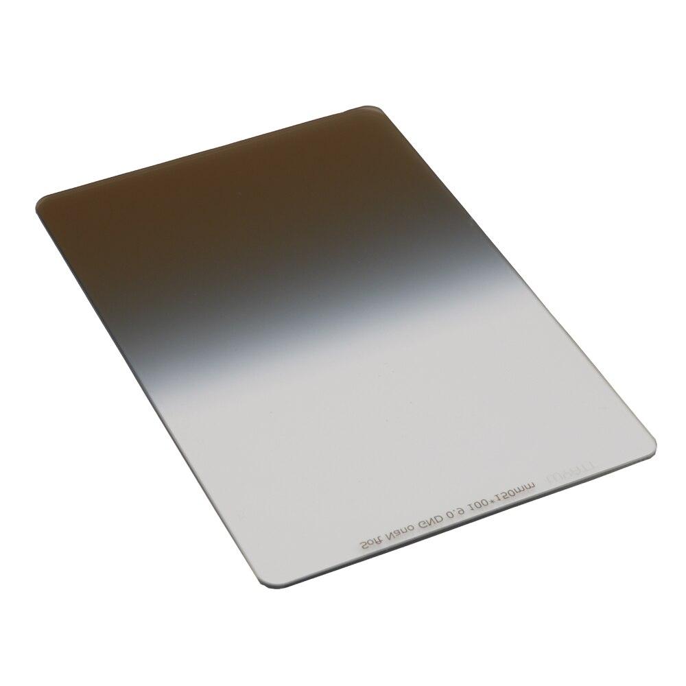 WYATT Professional 100x150mm carré MC multi-caoted doux gradué filtre à densité neutre GND 1.2 0.9 0.6 ND16 8 4 verre optique