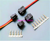 1000pcs 3.0mm Female plug And Male Connector with cable 2 24Pin