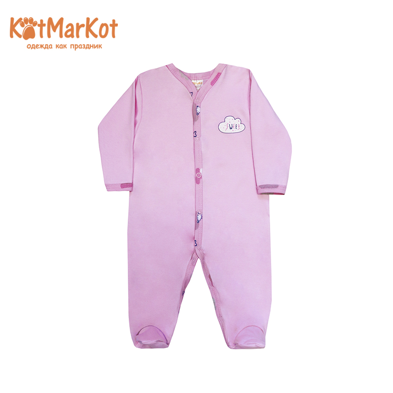 Jumpsuit for girls КОТМАРКОТ 76202 jumpsuit for girls котмаркот 76402