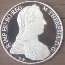 40 мм Horthy Miklos King of HUNGARY Leader world war 2 сувенирная медаль для монет