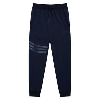 Loose Style Pants Men 135kg Can Wear Gym Sweatpants Fitness Sport Pant Cotton Keep Warm 7XL 8XL 9XL Big Size Running Trousers