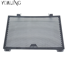 купить Motorcycle Accessories Radiator Guard Protector Grille Grill Cover For YAMAHA MT09 MT-09 FZ09 FZ-09 MT/FZ 09 Tracer 2013 - 2017 по цене 1092.27 рублей