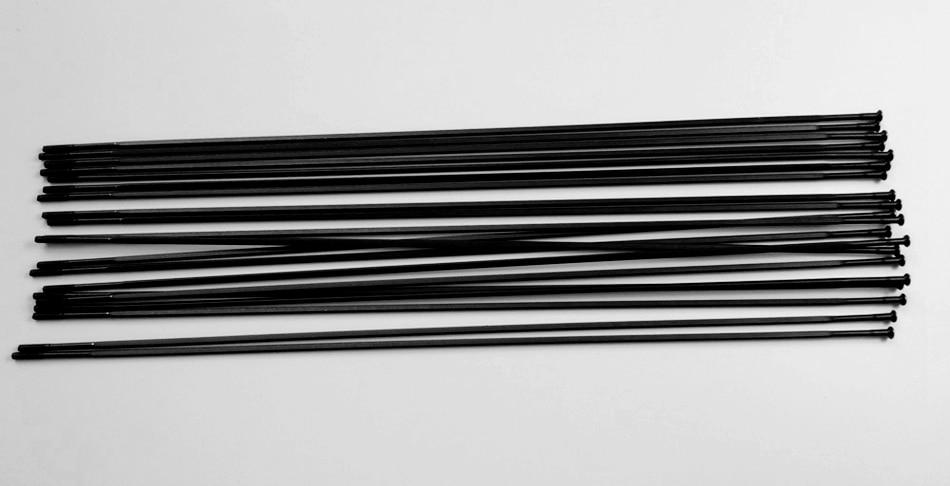 12pcs//lot Pillar PSR aero 1432 spokes J-bend or Straight pull include nipple