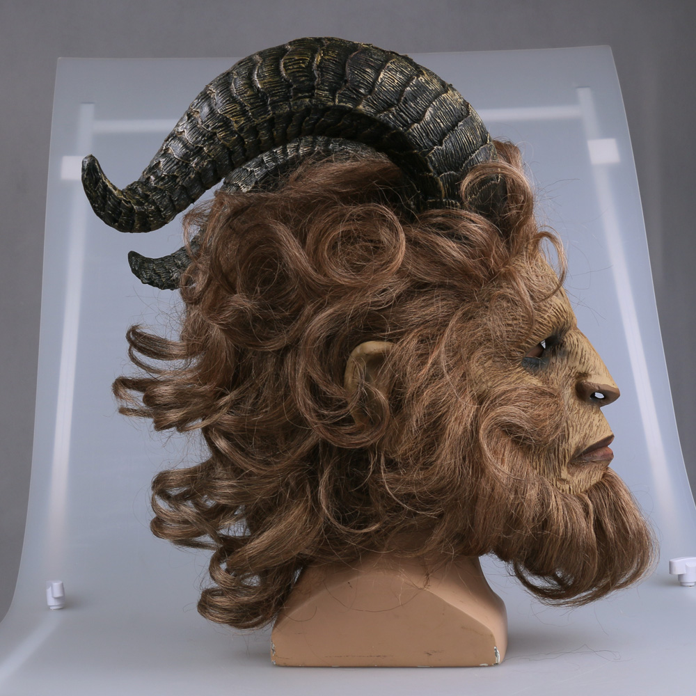 Mask Wig – Beauty and the Beast