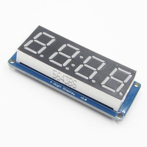 0.56 LED 4-цифра трубки Дисплей (d4056a) модуль с часами